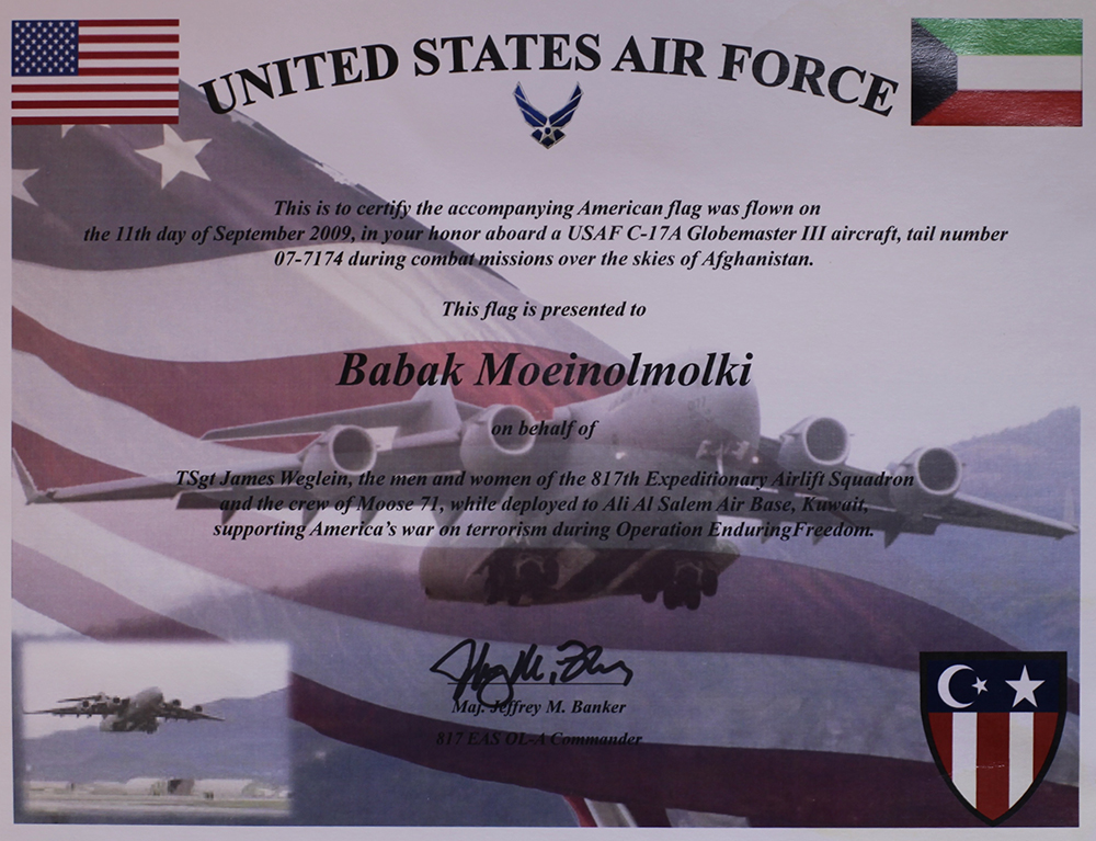 united state of air force
