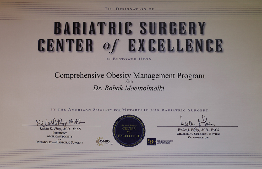 Bariatric Surgery Center of