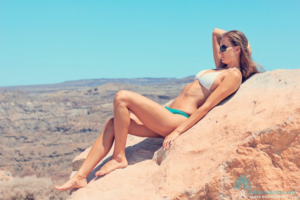 The VASER procedure can be used on a variety of areas around the body in Los Angels Ca