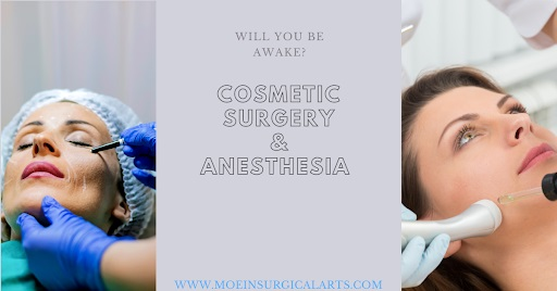 Cosmetic Surgery & Anesthesia