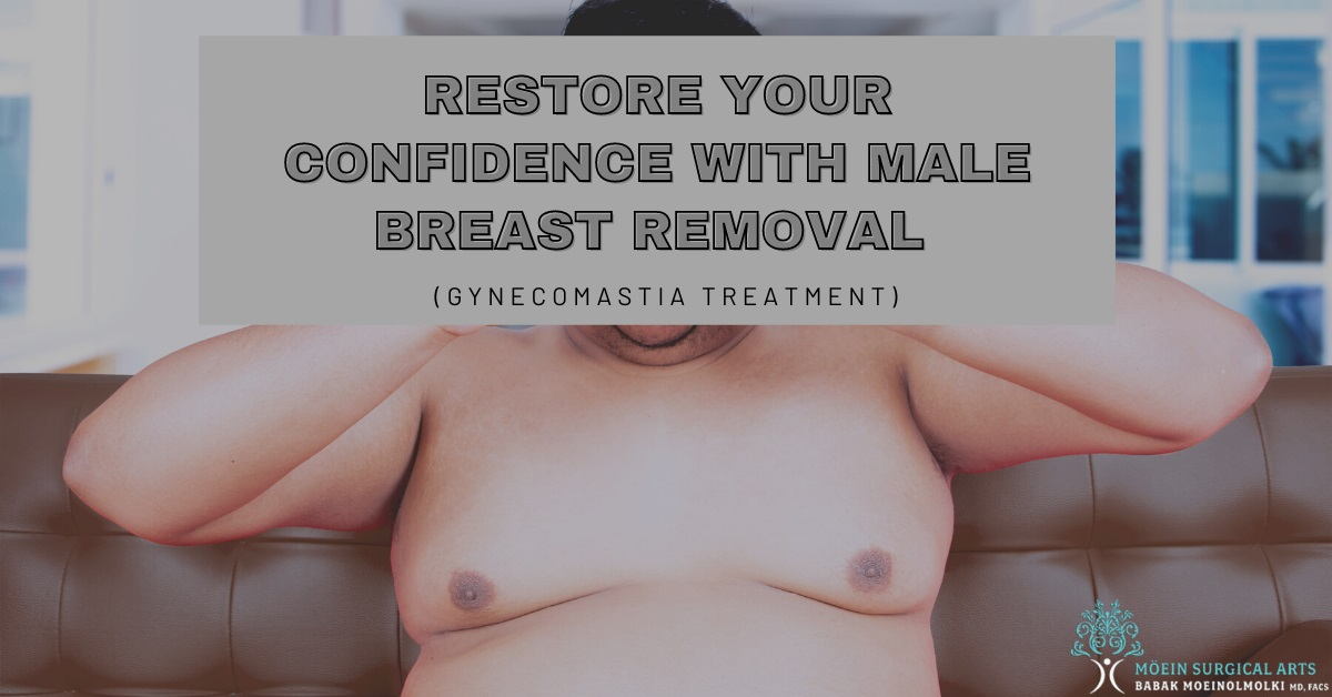 Male breast removal