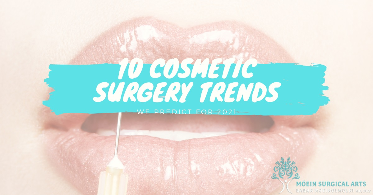 Cosmetic Procedures Trending in 2021