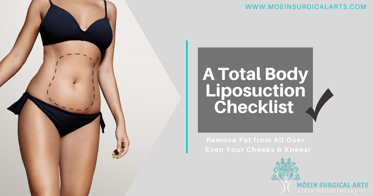 Total Body Liposuction