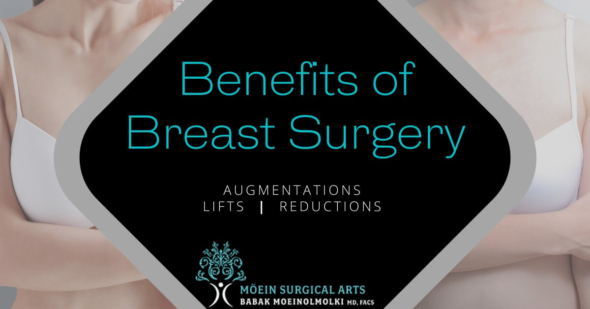 Breast Surgery Benefits