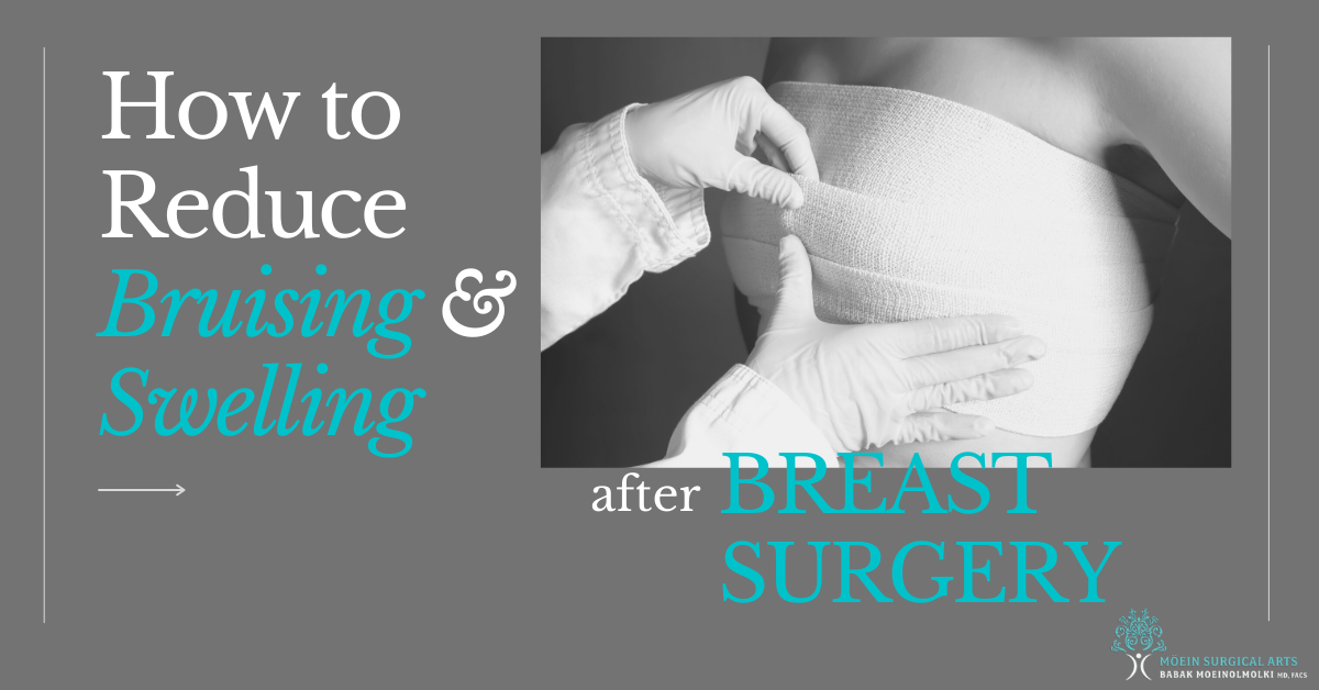 Reduce Swelling after Breast Surgery