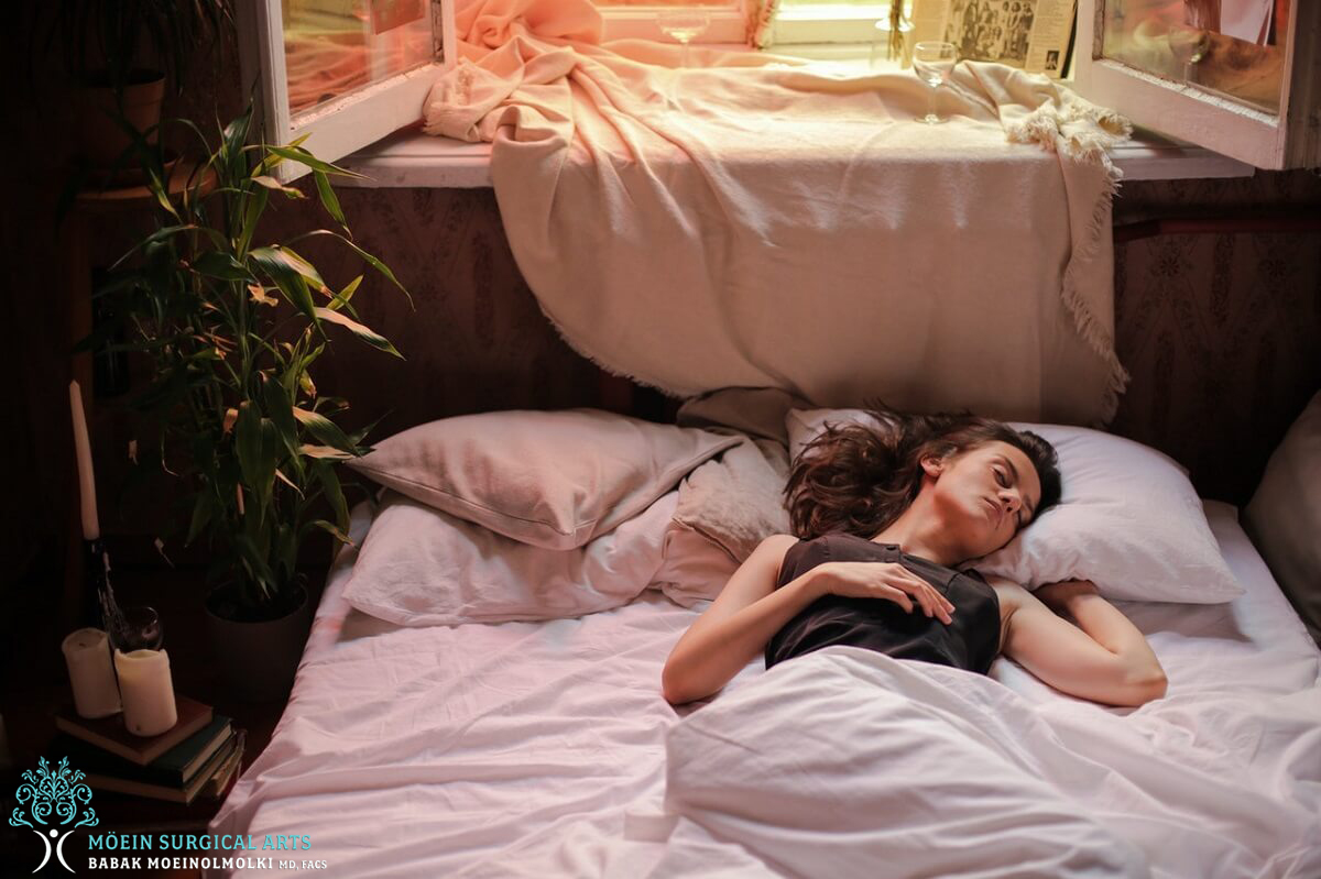 Sleep Importance after Cosmetic Surgery