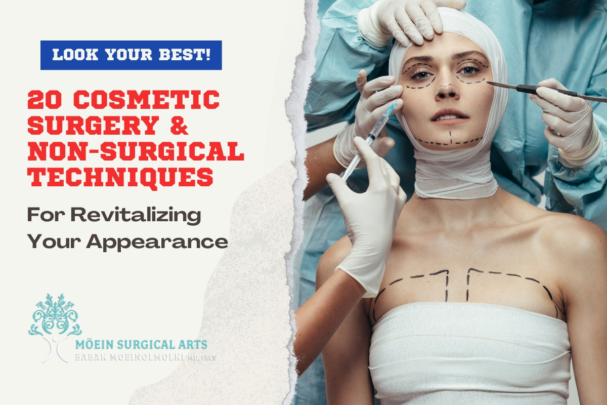 Cosmetic Surgery & Non-Surgical Techniques in Los Angeles- CA