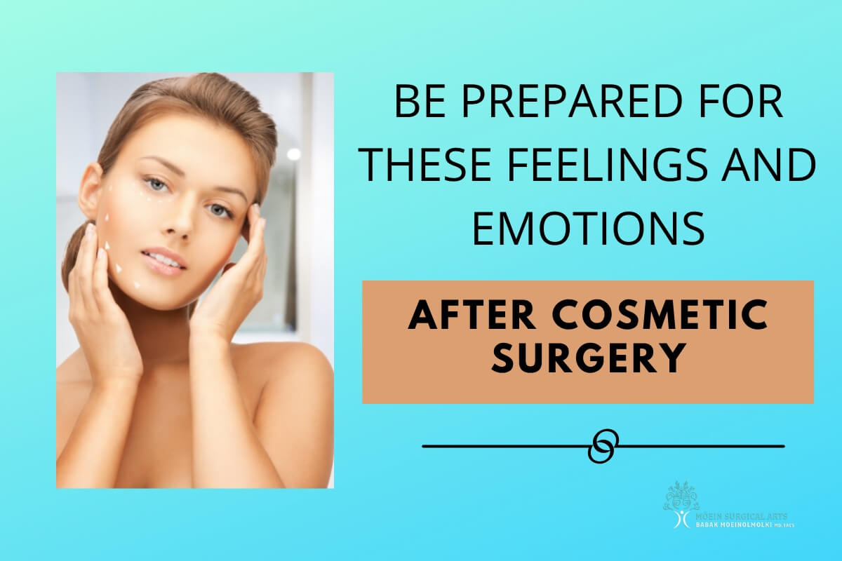 Feelings and Emotions After Cosmetic surgery
