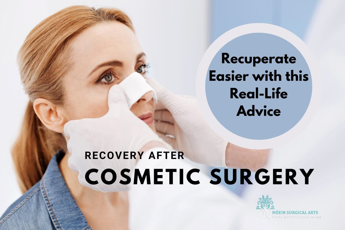 Cosmetic Surgery Recovery