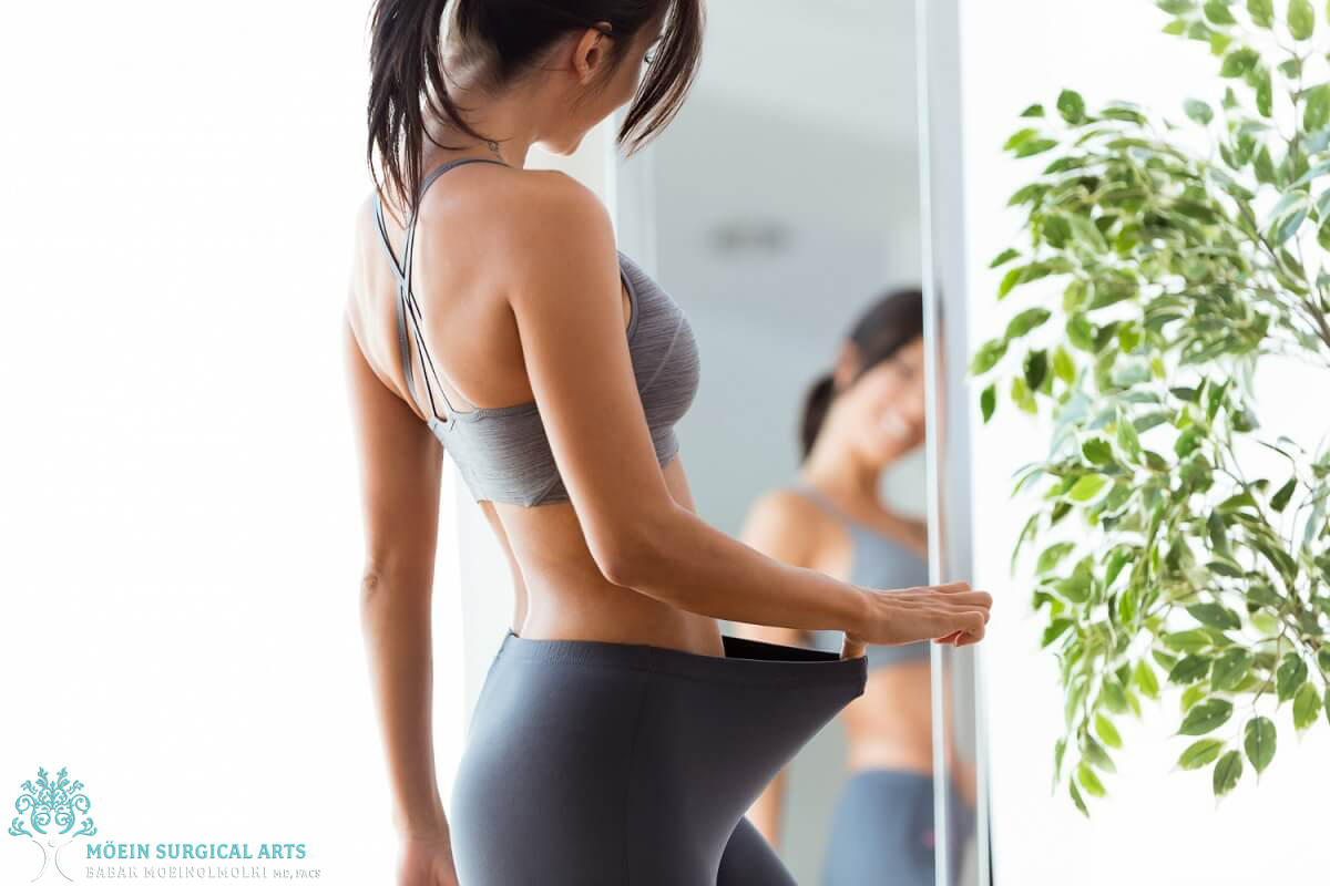 good posture is important and standing after tummy tuck surgery in Los Angeles CA